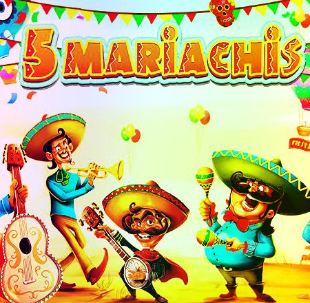 The Mariachi 5 Online Slot Review — a Thrilling RTG Slot!